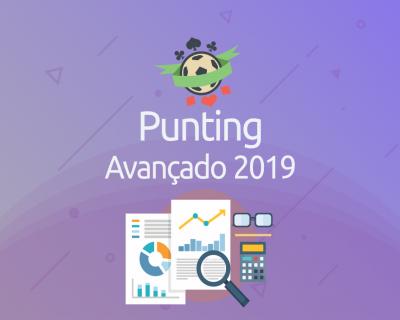 Apostas Punting 2019 • Treinamento Avançado