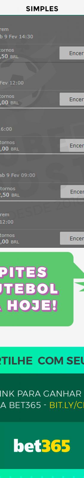 palpites-futebol-hoje-bet365-09-fevereiro