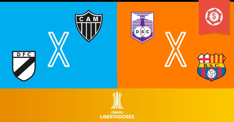 Prognósticos Libertadores: Semana 3