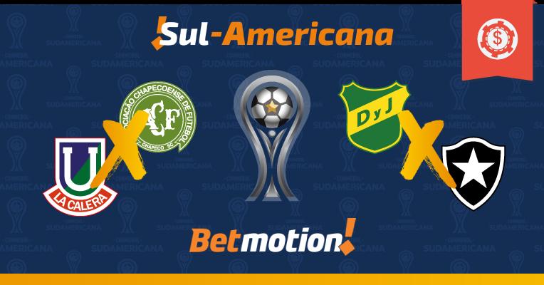 Prognósticos da Copa Sul-Americana • 1ª Fase • Jogos de volta