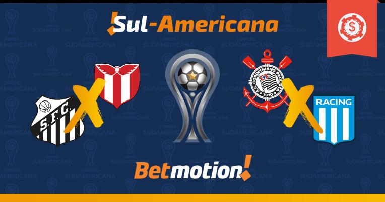 Prognósticos Copa Sul-Americana • Primeira Fase