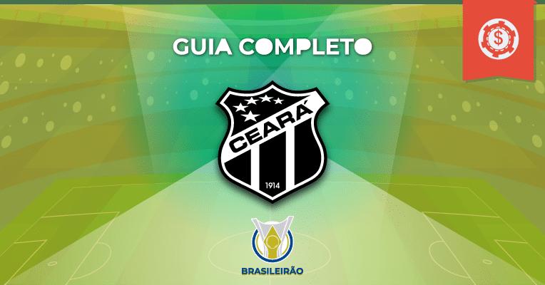Ceará • Guia de Apostas do Brasileirão 2019