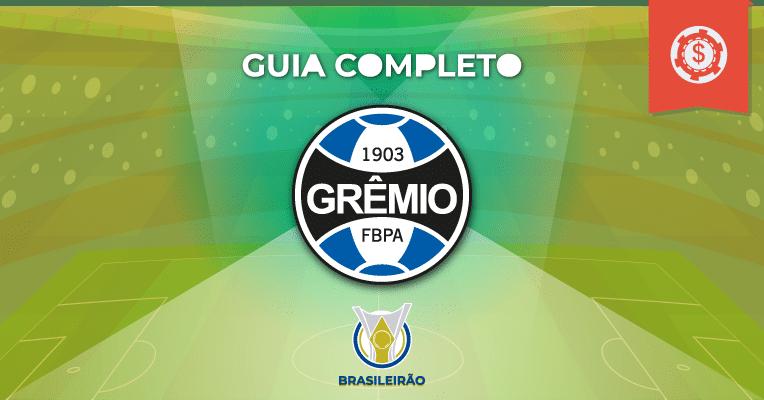 Grêmio • Guia de Apostas do Brasileirão 2019