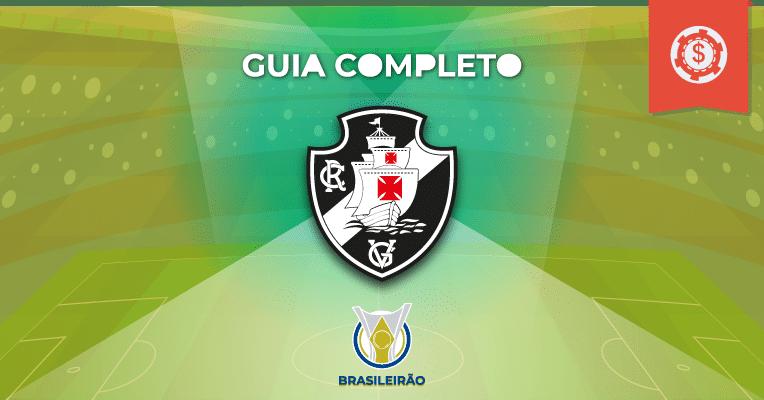 Vasco • Guia de Apostas do Brasileirão 2019