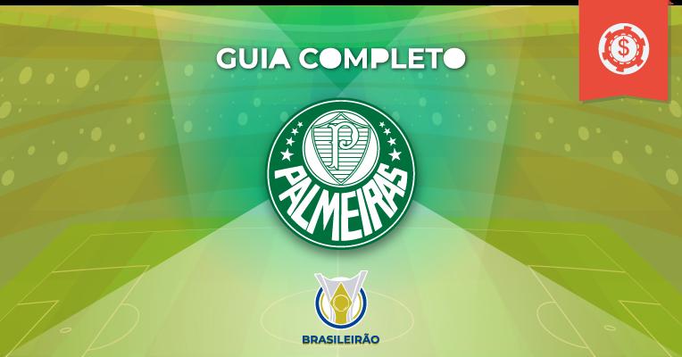 Palmeiras • Guia de Apostas do Brasileirão 2019