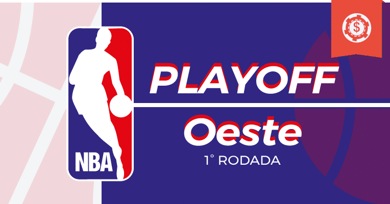 Playoffs NBA - 1° Rodada - Oeste