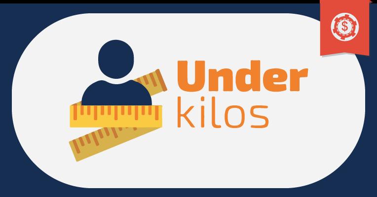 Projeto Under Kilos • Colocando a saúde do apostador em dia!