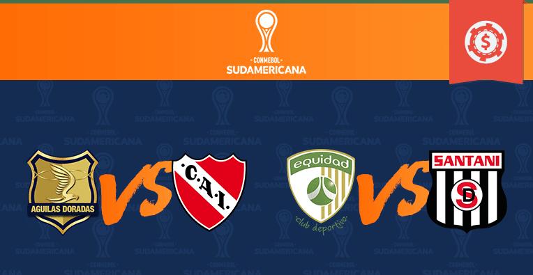Prognósticos Copa Sul-Americana - Semana 8