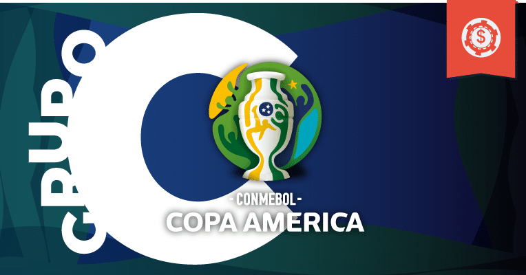 Apostas Copa América 2019 • Grupo C