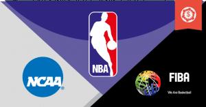Aprendendo a diferenciar o basquete FIBA, a NBA e a NCAA