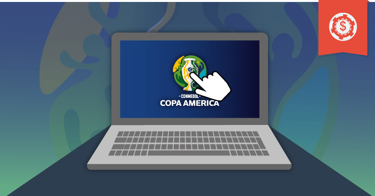 Como apostar na Copa América 2019