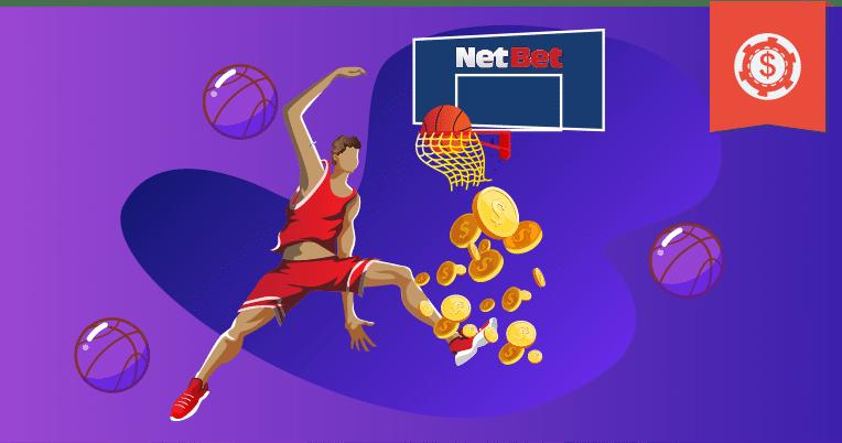 Como apostar em Basquete pela Netbet