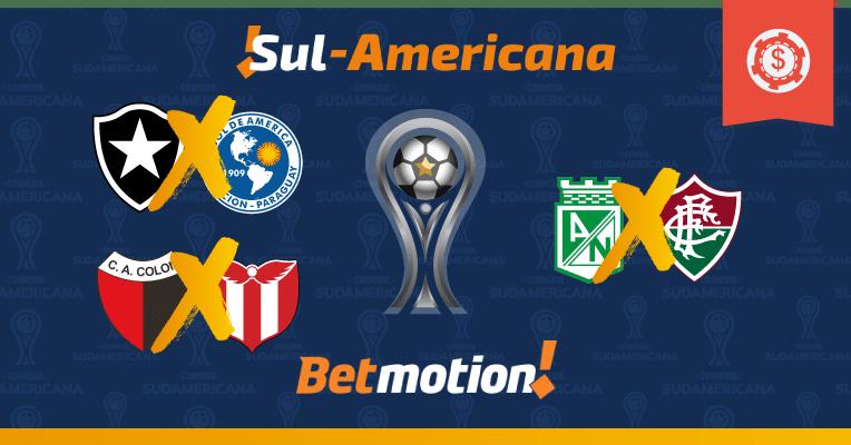 Prognósticos Copa Sul-Americana - Semana 9