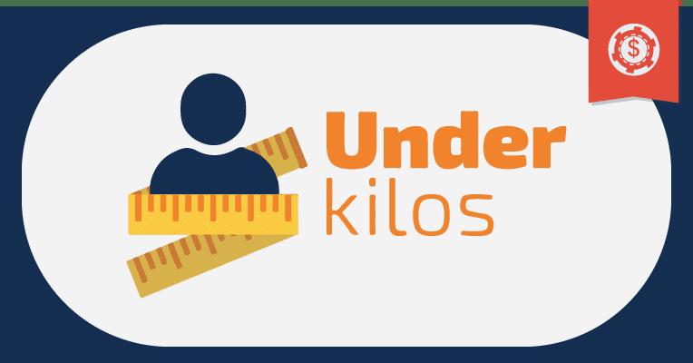 Desafio Under Kilos • A importância da atividade física para o apostador!