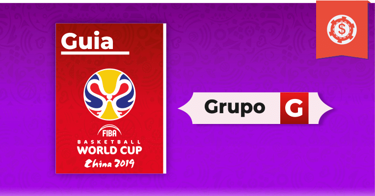 Guia de apostas no Mundia de Basquete - Grupo G