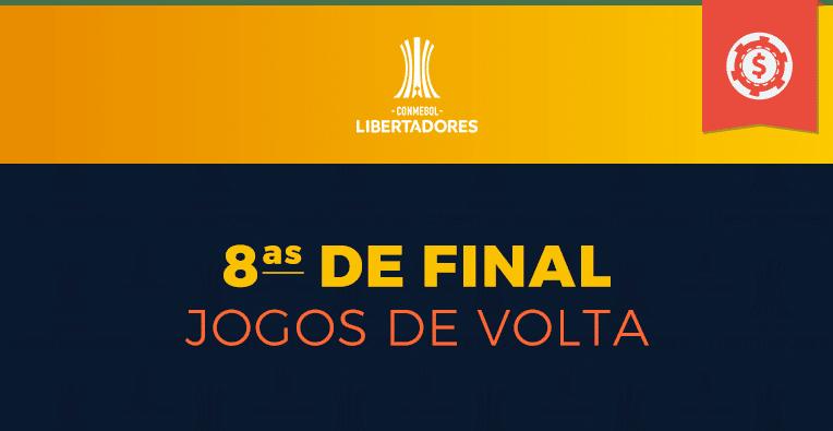 Libertadores Oitavas de final jogos de volta