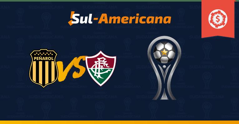 Sul-Americana Peñarol vs Fluminense
