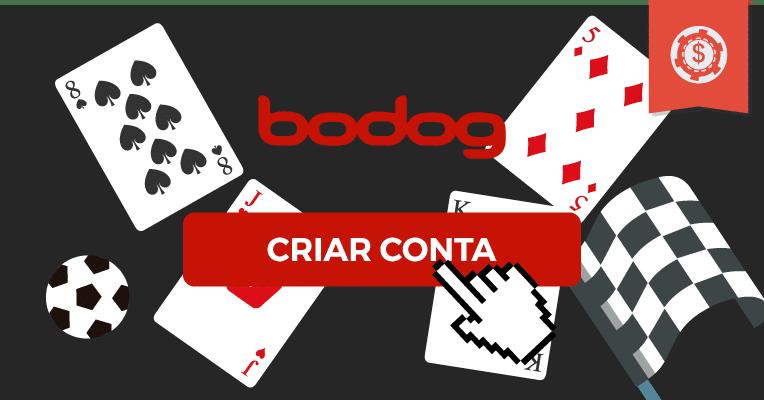 Como criar conta na Bodog? • Tutorial completo com vídeo