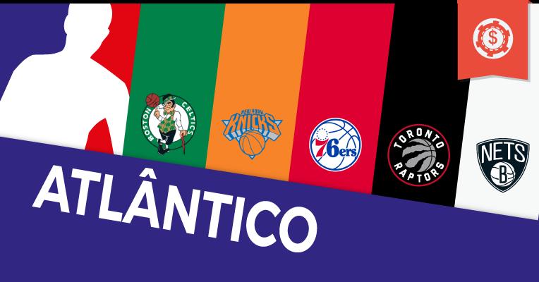 Guia Completo NBA 2019/2020 • Divisão do Atlântico