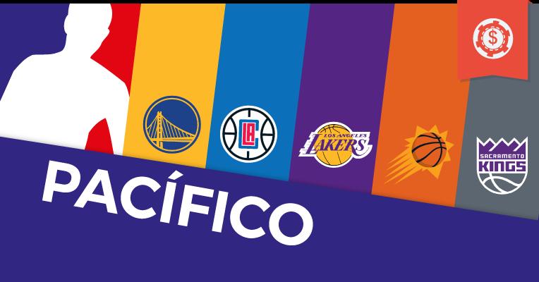 Guia Completo NBA 2019/2020 • Divisão do Pacífico