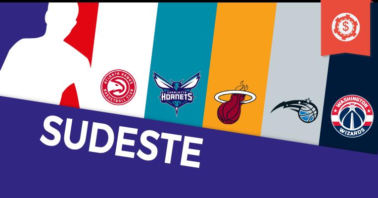 Guia Completo NBA 2019/2020 • Divisão Sudeste