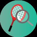 Conhecer muito bem aos jogadores e torneios de tênis!