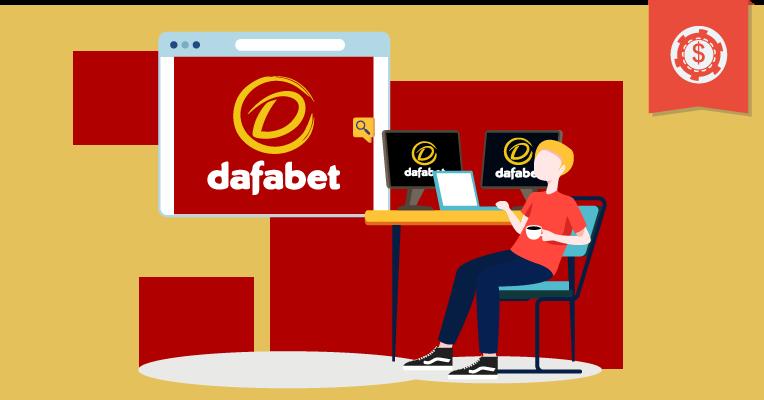 Como criar conta na Dafabet? • Tutorial completo passo a passo