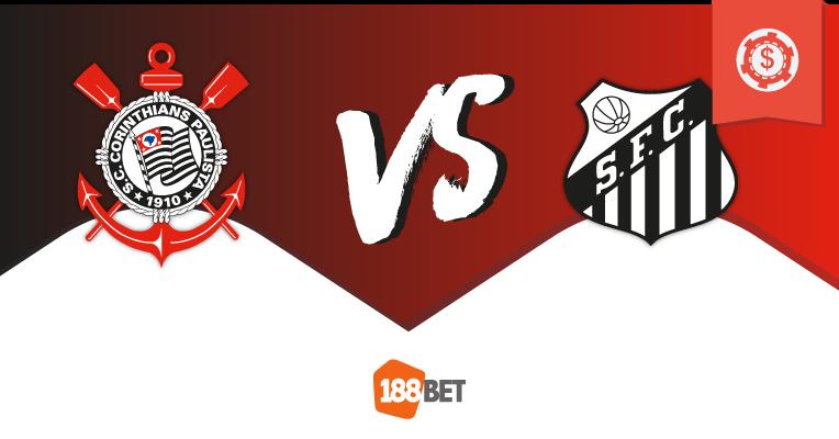 Corinthians x Santos • Como ganhar dinheiro com as apostas esportivas