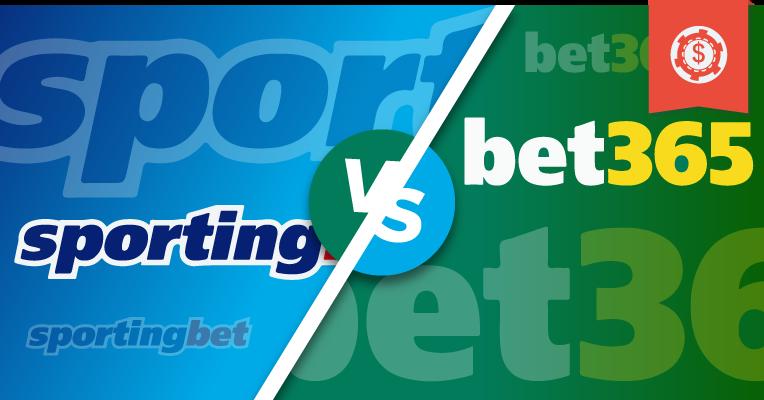 SportingBet ou Bet365: qual a melhor casa de apostas?