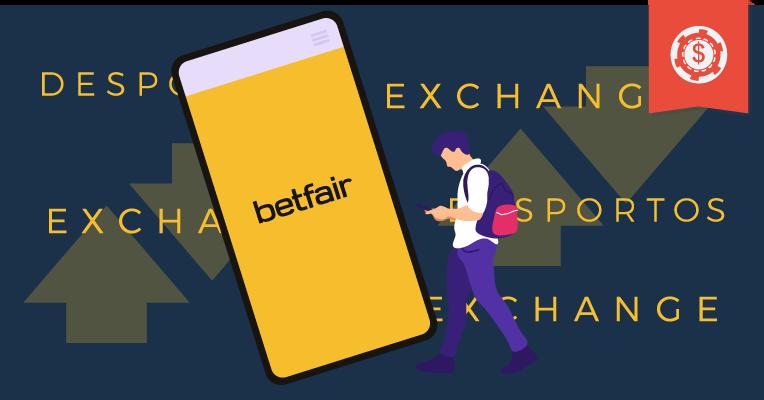 Aplicativo Betfair para Android