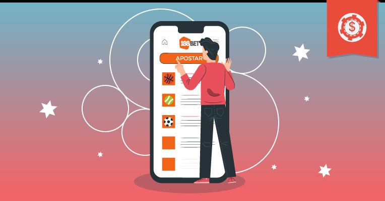 App 188bet • Como baixar e apostar usando o celular