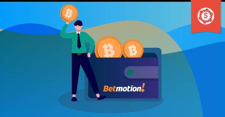 Tutorial • Como depositar em bitcoin na Betmotion?