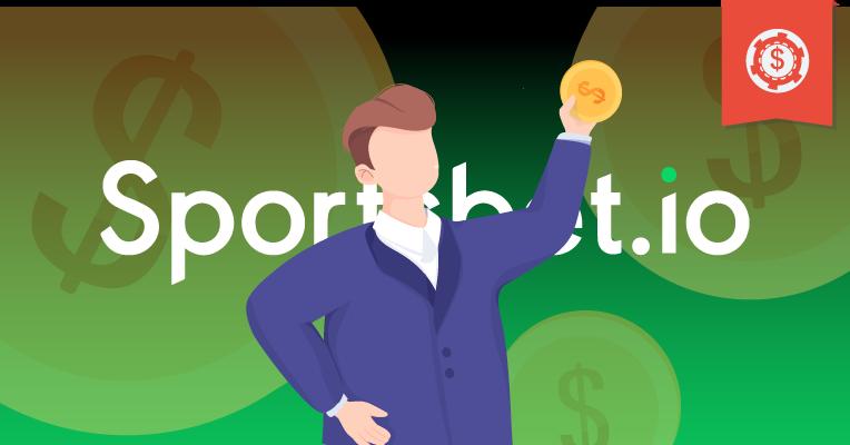 Como usar o lucro turbinado da Sportsbet.io