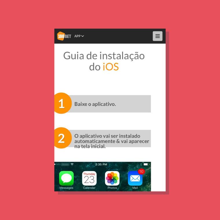 passo a passo para utilizar o App