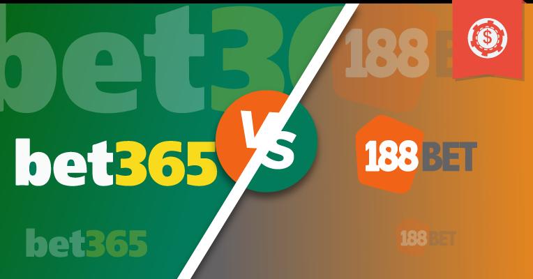 Bet365 ou 188Bet: qual é a melhor casa de apostas?