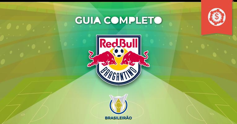 Red Bull Bragantino • Guia de Apostas do Brasileirão 2020