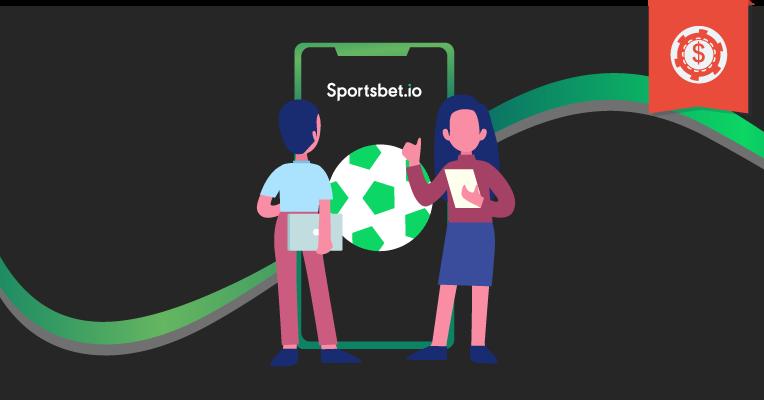 Como apostar pelo celular em futebol pela Sportsbet.io?