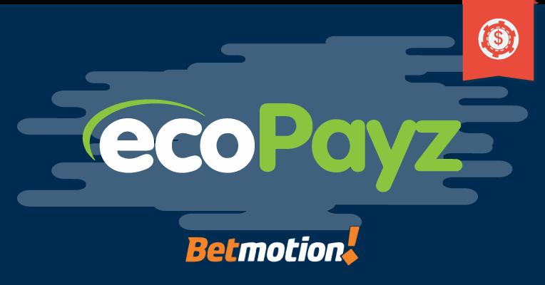 Como depositar na Betmotion usando EcoPayz