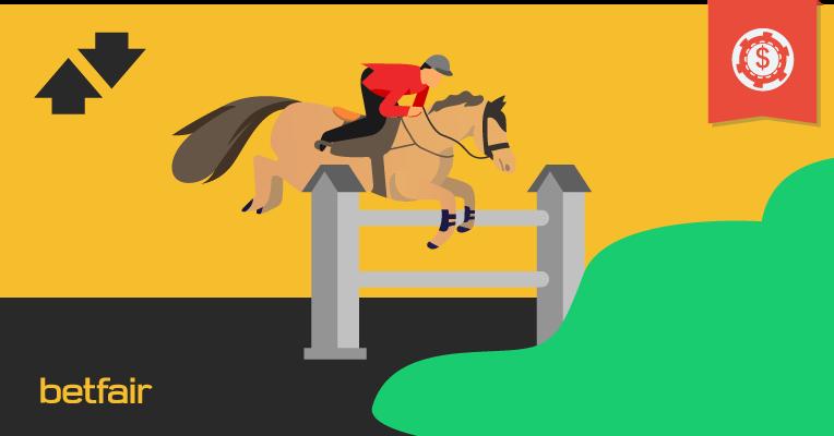 Mercados disponíveis para trading em cavalos na Betfair