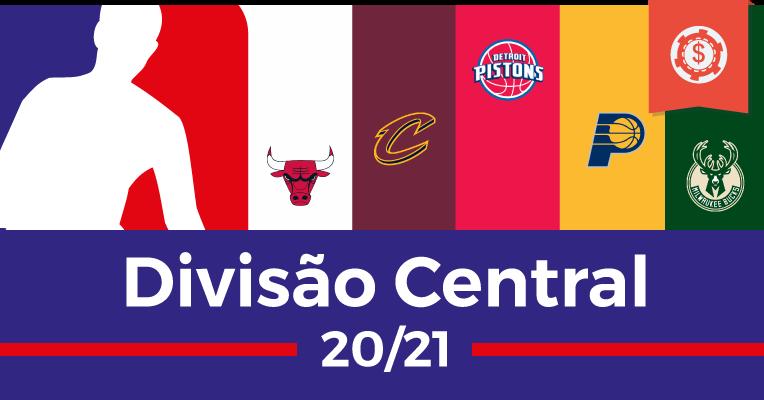 Guia Completo NBA 2020/2021 • Divisão Central