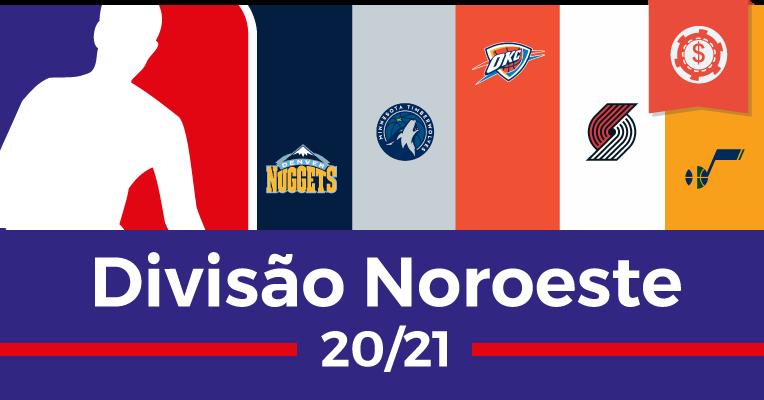 Guia Completo NBA 2020/2021 • Divisão Noroeste