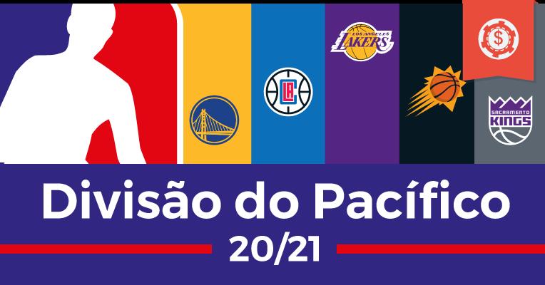 Guia Completo NBA 2020/2021 • Divisão do Pacífico