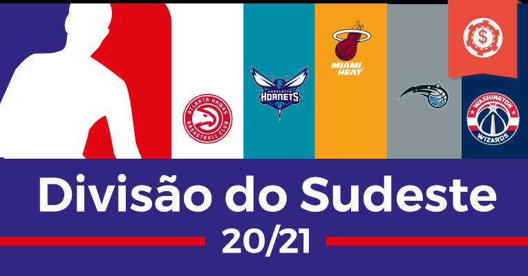 Guia Completo NBA 2020/2021 • Divisão do Sudeste