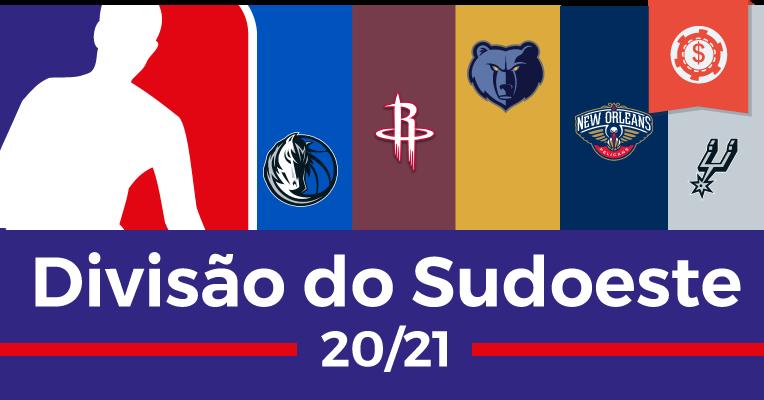 Guia Completo NBA 2020/2021 • Divisão do Sudoeste