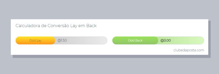 Como Converter Odd Lay Back